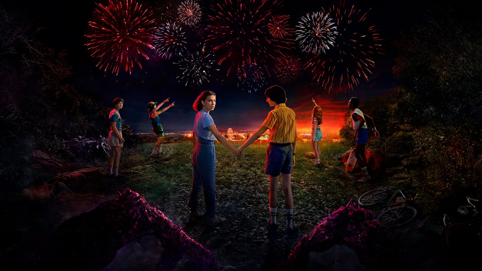 Microsoft Goes Retro For Stranger Things Microsoft In Culture